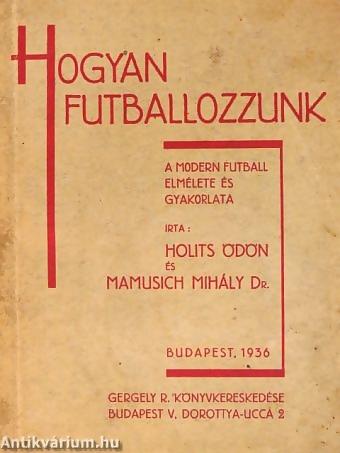 A modern futball elmélete